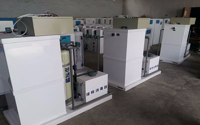 鑫永合浅析选择小型成都污水处理设备的4大优势
