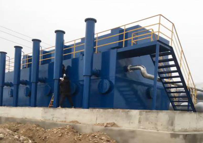 为什么污水处理设备厂家建议使用一体化污水处理设备?