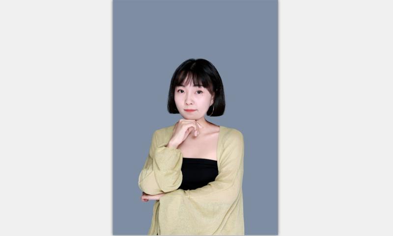 平面设计师——兰庆碧