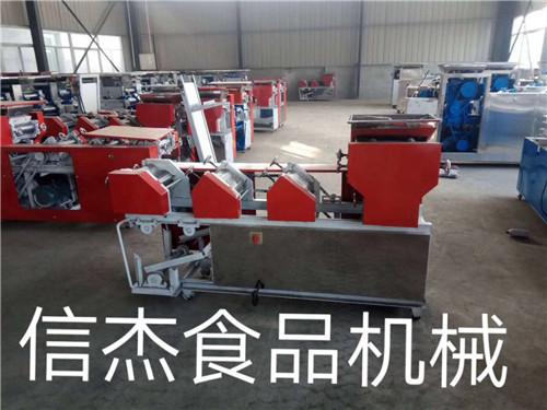 河南馒头机工厂实拍