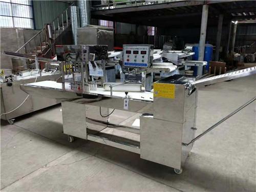 河南馒头机生产