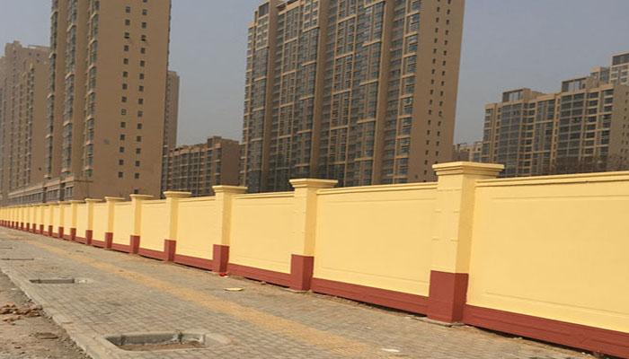 陕西石膏围墙