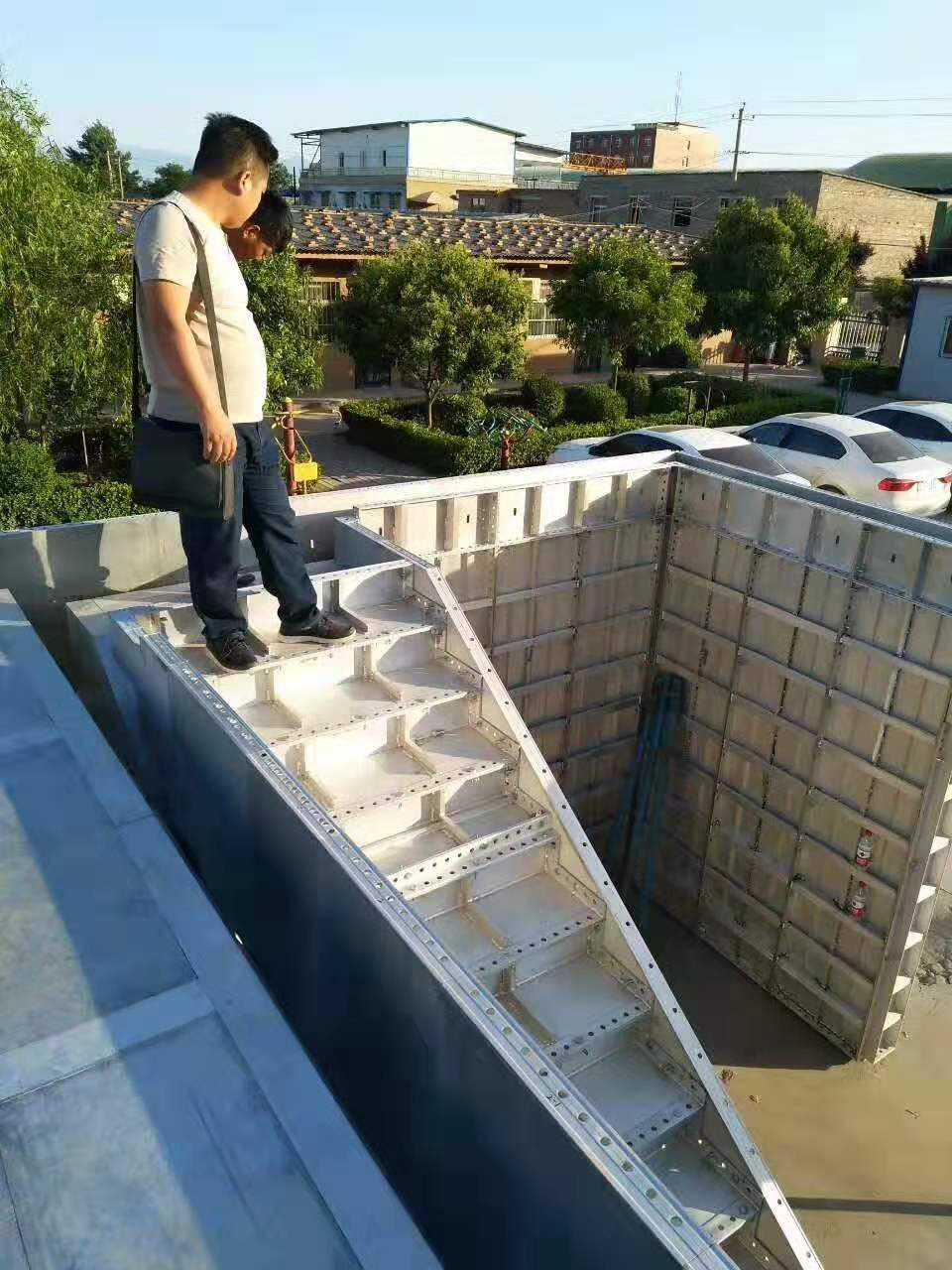 你知道铝模板在高层建筑中的使用优势吗?赶快看过来!