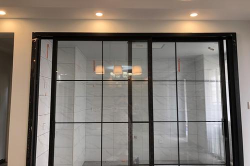 呼市系统门窗——推拉门