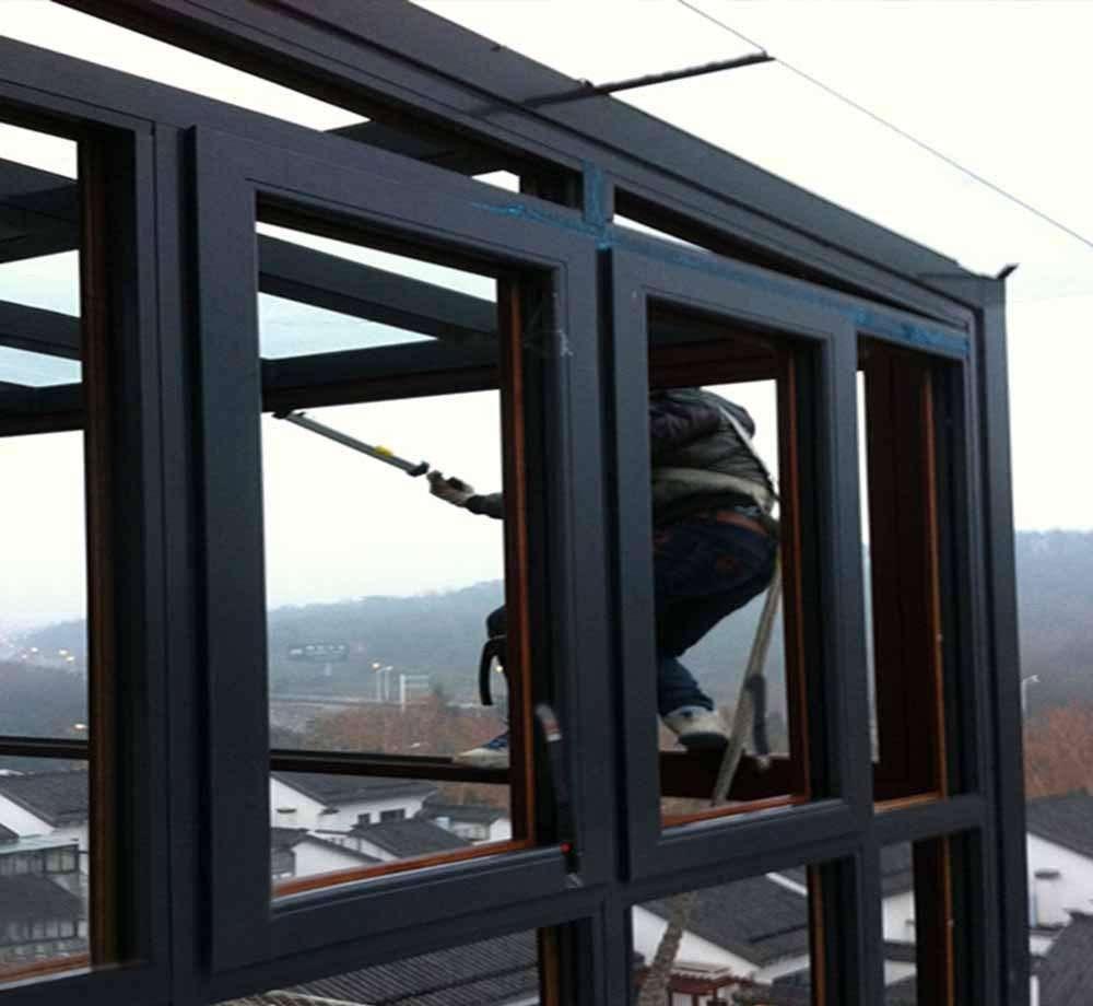 呼和浩特市铝包木门窗
