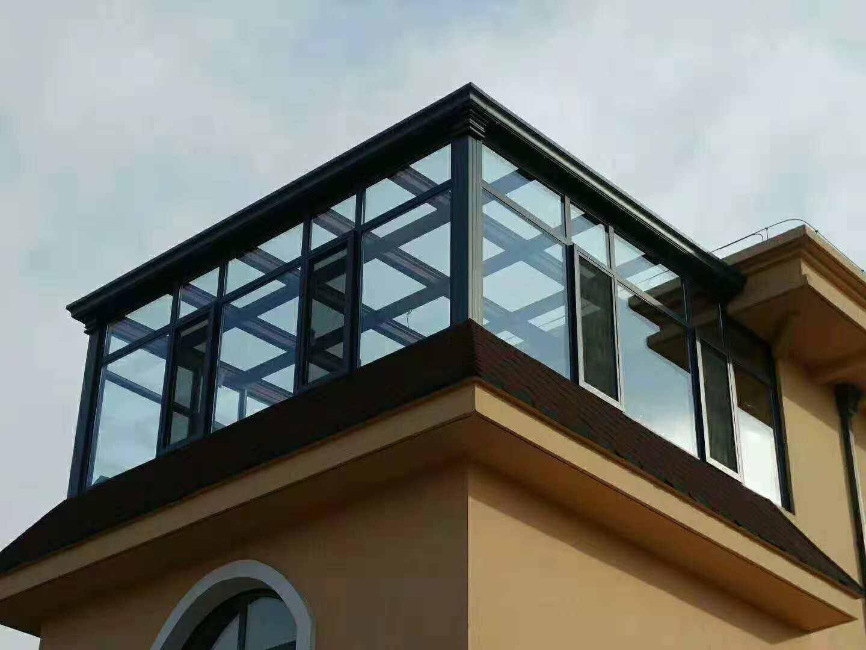 呼和浩特断桥门窗安装案例