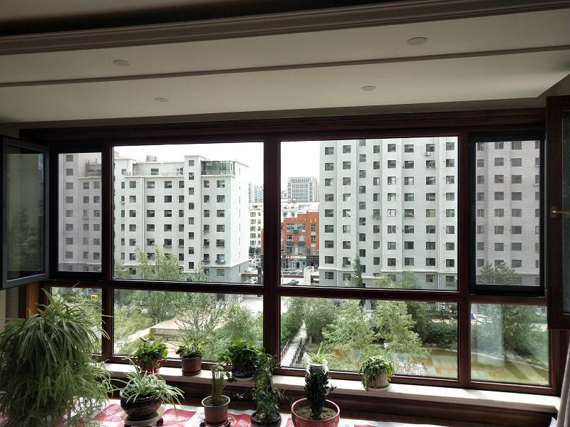 呼市系统门窗与东岸国际合作东岸国际