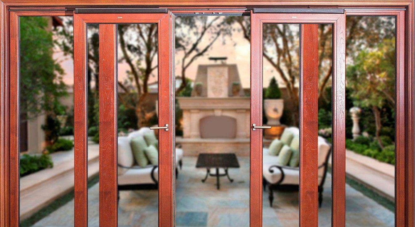 一扇铝包木门窗,为生活加一点仪式感