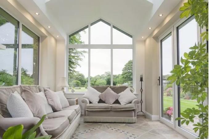呼市阳光房这样设计,让你的花园清凉一夏