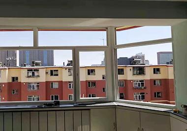皇辰泰与呼和浩特吴小姐合作系统门窗