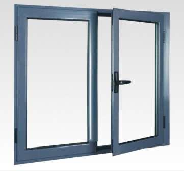 断桥门窗中常见的80和90系列的铝材有什么样的区别呢?