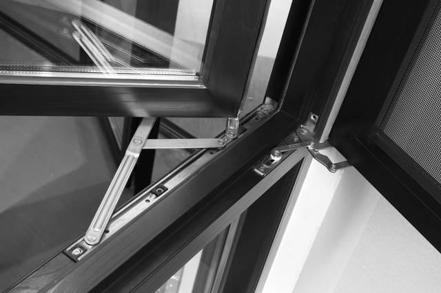 呼市系统门窗安装