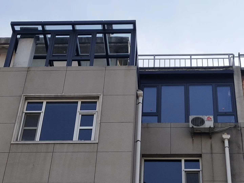 呼市系统门窗与上东墅合作