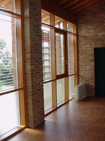 呼和浩特市铝包木门窗制作
