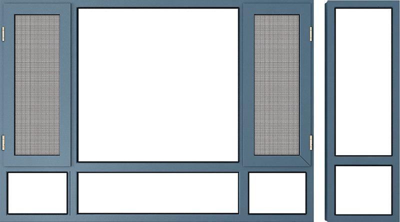 断桥铝门窗详细制作及安装 一起来了解!