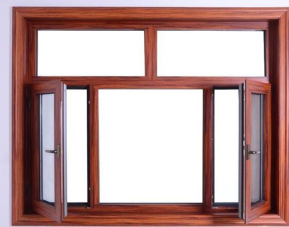呼市铝包木门窗定制