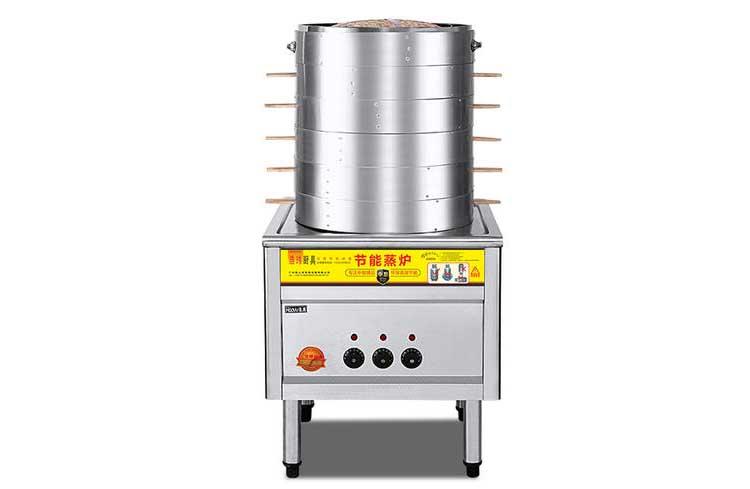 成都酒店厨房设备—蒸包炉