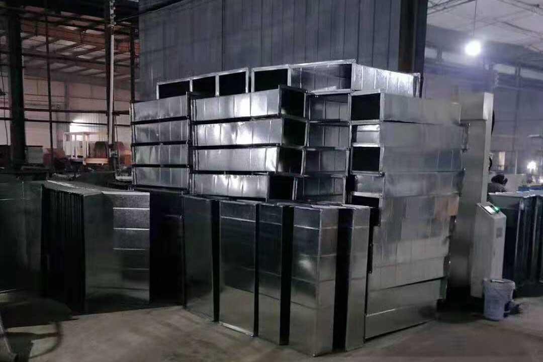 不锈钢制品生产区