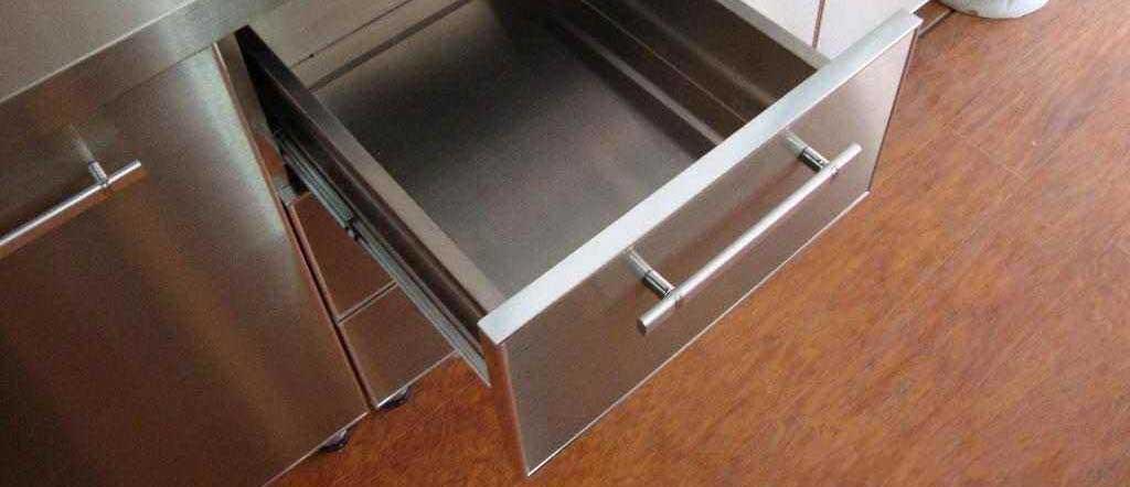 优秀如不锈钢厨柜,赶快来了解一下吧
