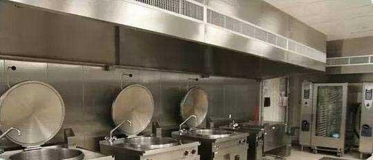 世易时移,成都厨房排烟系统也越来越完善