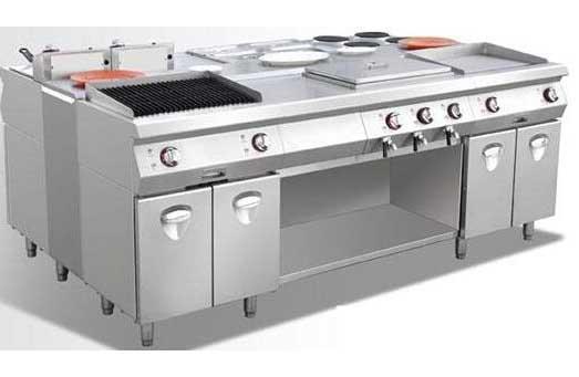 成都酒店厨房设备—西餐设备
