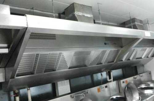 成都厨房排烟系统安装