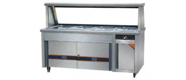 百优特告诉你成都食堂厨房设备表面处理方法