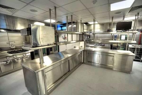成都商用厨房设备厂家教你辨别设备的好坏