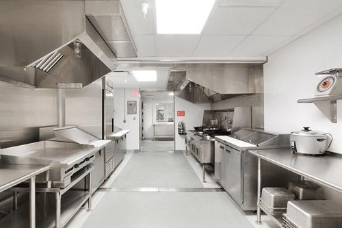 成都商用厨房排烟系统