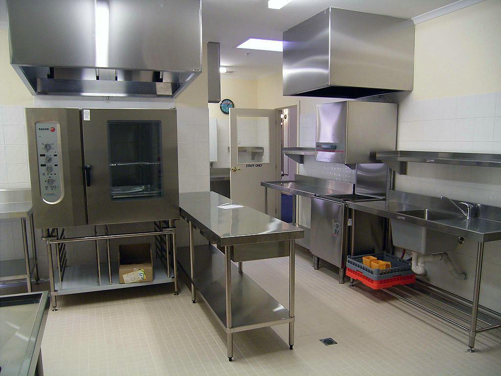 了解商用厨房设备安装的顺序和要求吗