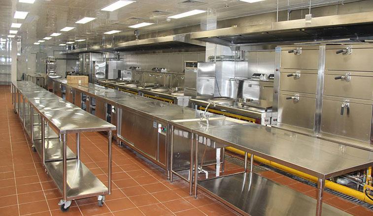 食堂厨房设备价格
