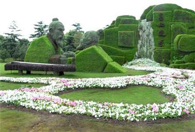 河南立体花坛