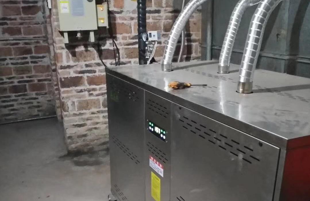 梓臻燃气蒸汽机在现代的广泛应用