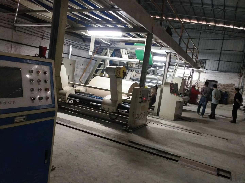 梓臻为服装厂提供模块蒸汽机设备