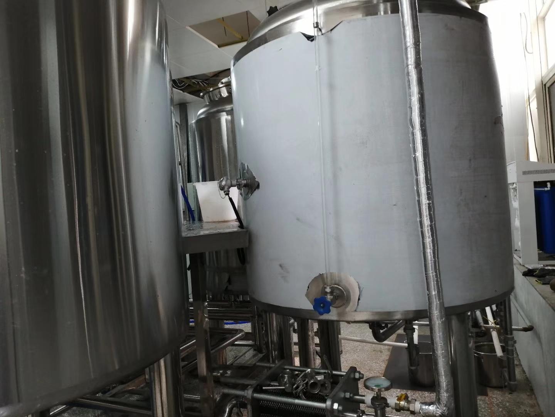 内蒙梓臻和啤酒厂合作两台单模块蒸汽机