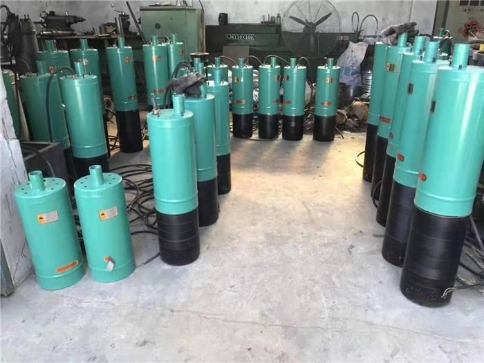 农用潜水泵的选择要求