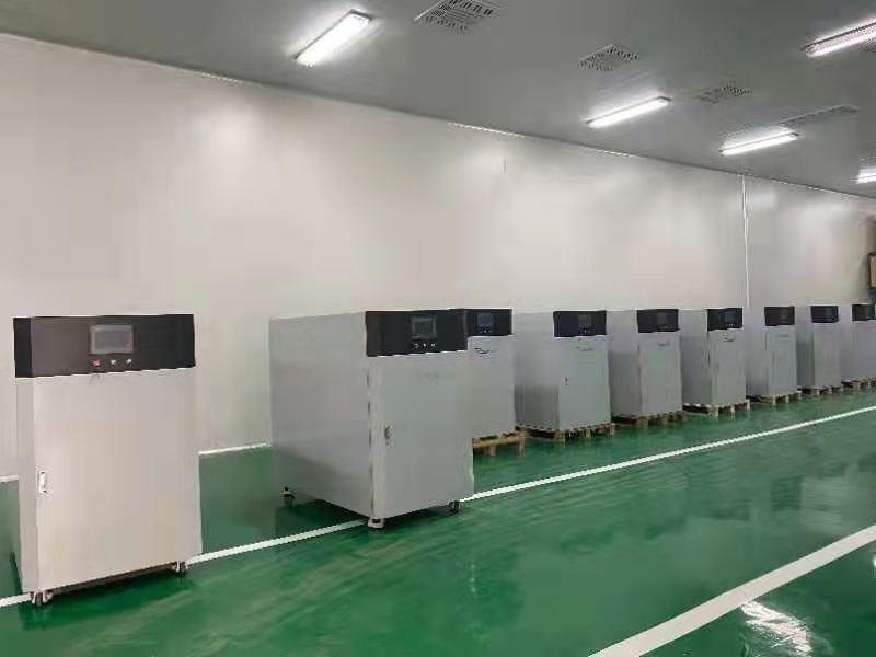 全进口硅镁铝超低氮热水机组