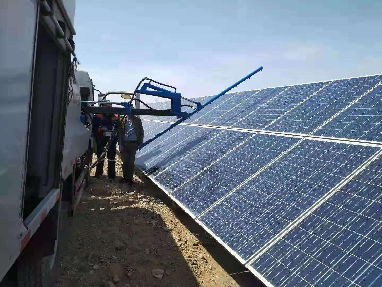太阳能板清洗