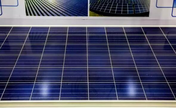 硅太阳能发电板