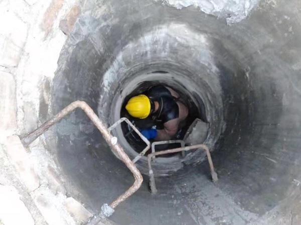 水下换管道