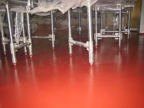 聚氨酯砂浆地坪