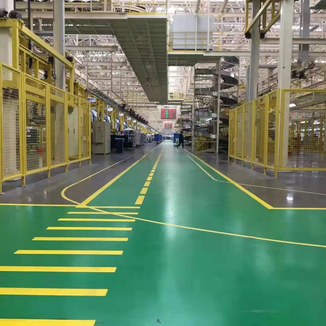 聚氨酯超耐磨地坪