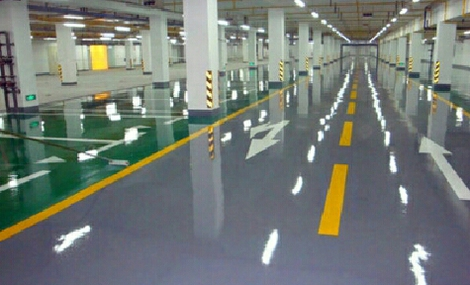呼和浩特市环氧地坪施工的地坪漆特点有哪些