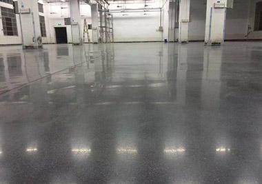 密封固化剂地坪的施工流程是什么?