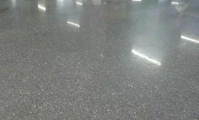 金刚砂耐磨地坪除漆方法及技巧