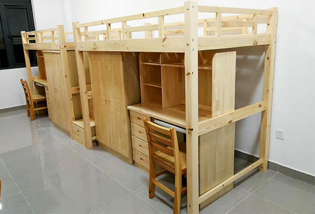 新乡学生公寓床