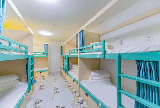 四川学生公寓床