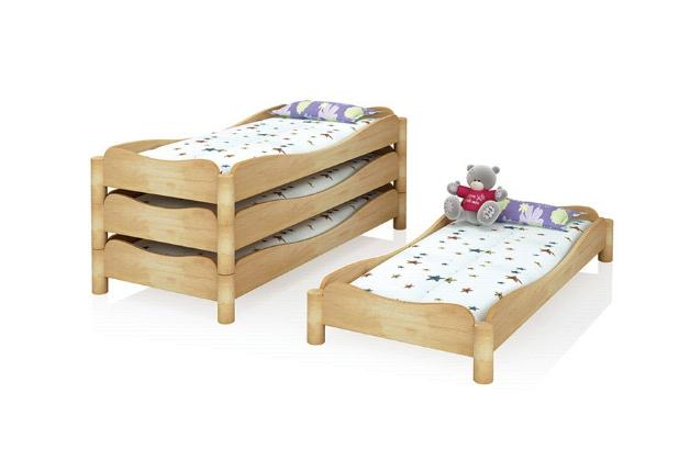成都儿童床-重叠床