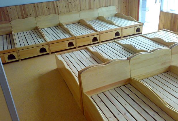 成都儿童床厂家-单人床
