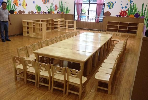 成都幼儿桌椅厂家-桌子